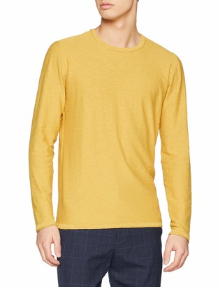 Selected Men's Slhnewacids Crew Neck W Jumper