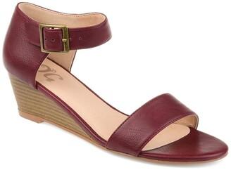 Journee Collection Gladis Wedge Sandal