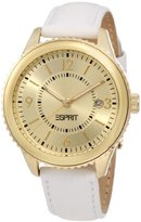 Esprit Women's ES105142003 Marin Eclipse Gold Analog Watch