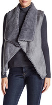 Velvet by Graham & Spencer Analucia Faux Shearling Vest