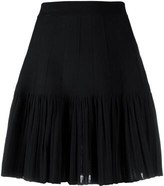 Sandro Bailey pleated skirt