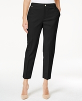 Charter Club Petite Slim-Fit Ankle Pants, Created for Macy's