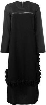 Comme Des Garçons Pre Owned Apron Front Dress