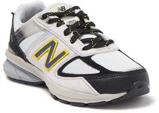 New Balance 990v5 Sneaker (Toddler & Little Kid)