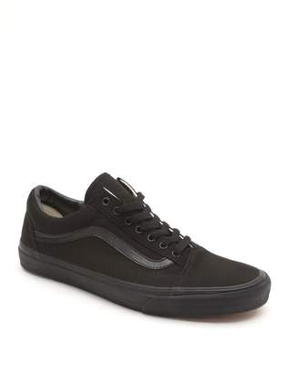 Vans Mono Black Old Skool Shoes