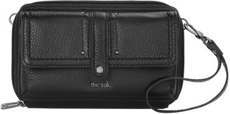 The Sak Sequoia Leather Smartphone Crossbody Handbag