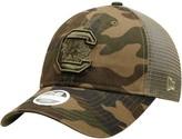 New Era Women's Camo South Carolina Gamecocks Trucker 9TWENTY Adjustable Hat