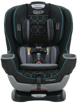 Graco Extend2Fit Platinum Convertible Car Seat Hurley