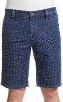 BOSS ORANGE Dot Denim Shorts