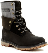 Timberland Authentic Canvas Double Fold Boot