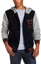 Elwood Clothing Men's Hanford Varsity Jacket