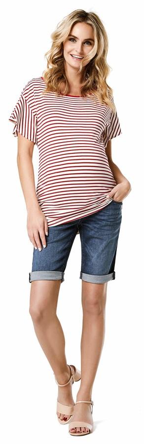 Noppies Womens Tee Ss Yd Aline Maternity T-Shirt