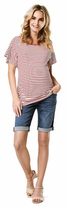 Noppies Women's Shorts Denim OTB Philo Maternity