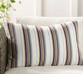 Pottery Barn Hampshire Stripe Indoor/Outdoor Lumbar Pillow