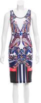 Clover Canyon Printed Knee-Length Dress