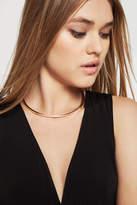 BCBGeneration Two-Tone U-Shape Necklace