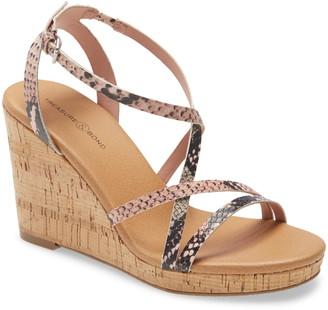 Treasure & Bond Penni Wedge Sandal