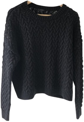 Cos Black Cotton Knitwear for Women