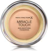 Max Factor Miracle Touch Liquid Illusion Foundation-# 45 Warm Almond for Women-11.5 G