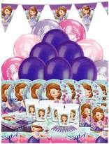 Disney Sofia Party Kit For 16