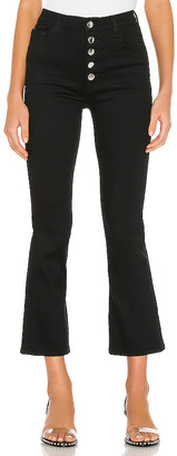J Brand Lillie High Rise Crop Flare. - size 23 (also
