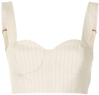 Alice McCall Heights bustier top