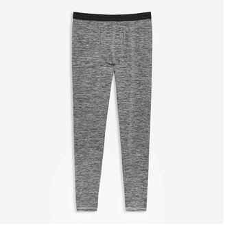 Joe Fresh Men's Thermal Legging, Grey (Size XL)