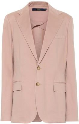Polo Ralph Lauren Stretch cotton blazer
