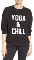 Private Party Women's Yoga & Chill Sweatshirt