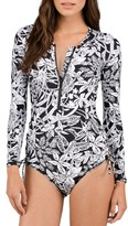 Volcom Women's Branch Out One-Piece Swimsuit