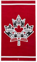 Canadian Paralympic Team Collection Canadiana Beach Towel