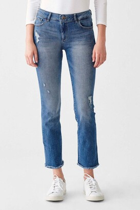 DL1961 Mara Straight Leg Jeans