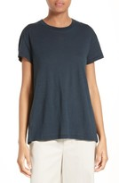 Vince Women's Pima Cotton Swing Tee