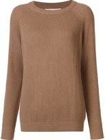 Organic by John Patrick round neck pullover