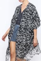 Tiare Hawaii Fringe Kimono