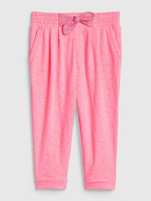 Gap Toddler Knot-Tie Joggers