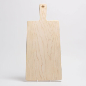 "Wood Wood Anton Doll - Cutting Board And Serving Board ""Leni"" Made Of Ash Wood - Wood"