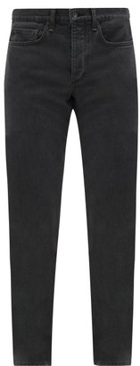 Rag & Bone Fit 2 Slim-leg Jeans - Black