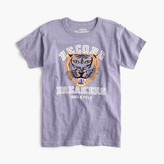 "J.Crew Boys' ""record breakers"" T-shirt"