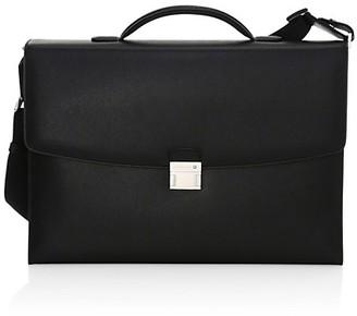 Montblanc Sartorial Leather Crossbody Briefcase
