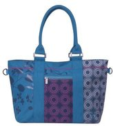 Lassig Diaper Bag Casual City Shopper Bag, Petrol (Discontinued by Manufacturer) by