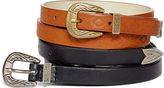 MIXIT Mixit 2-pk. Western Belts