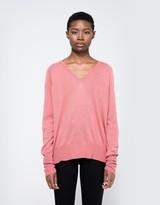Boyfriend V Neck Sweater