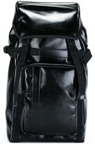 Marni eco leather backpack - men - Cotton/Polyester - One Size