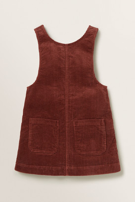 Seed Heritage Cord Pinafore