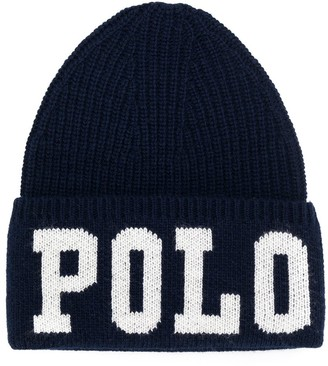 Ralph Lauren Kids polo print hat