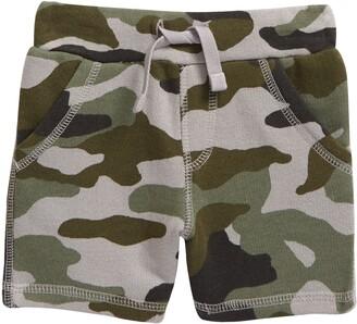 Tucker + Tate Camo Print Knit Shorts