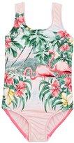Seafolly Hawaiian Rose Tie Back Swimsuit
