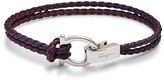 Salvatore Ferragamo Bi-Color Bracelet