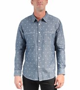 Quiksilver Men's Range Life Long Sleeve Shirt 7538571